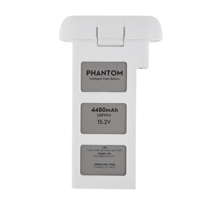<b><mark><i>NAUJIENA!</i></b></mark> Drono baterija DJI Phantom 3