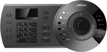 Tinklinė kameros valdymo klaviatūra RJ45