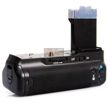 Baterijų laikiklis Meike Canon 550D, 600