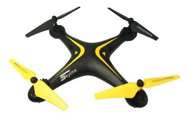 Dronas su HD kamera 2.4GHz