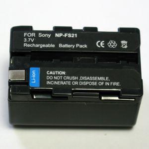 Sony, baterija NP-FS21