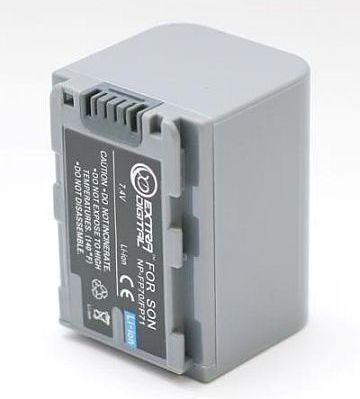 Sony, baterija NP-FP70