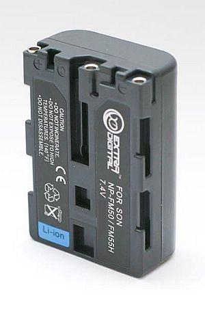 Sony, baterija NP-FM50/QM51