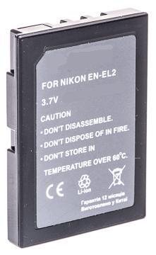 Nikon, baterija EN-EL2