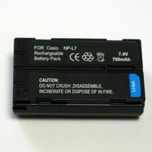 Casio, baterija NP-L7