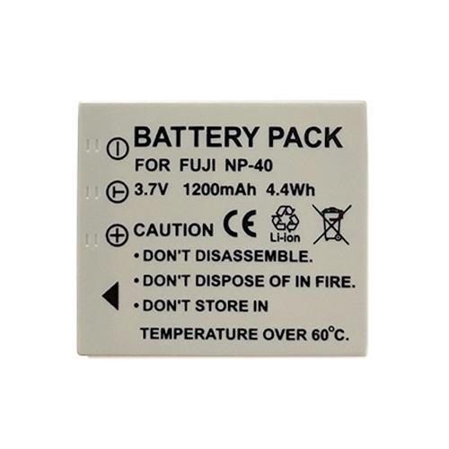 Fuji, baterija NP-40, Pentax D-Li8
