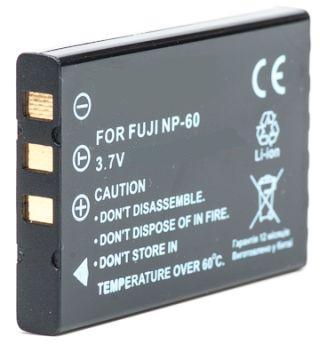Fuji, bat. NP-60, Samsung SB-L1037/1137
