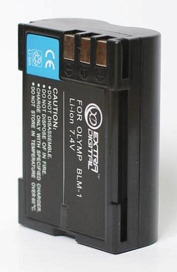 Olympus, baterija PS-BLM1