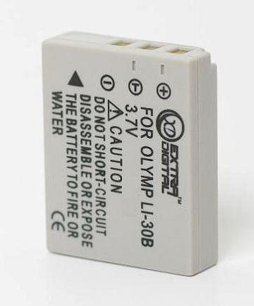 Olympus, baterija LI-30B