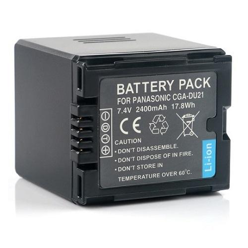 Panasonic, baterija VBD210, CGA-DU21