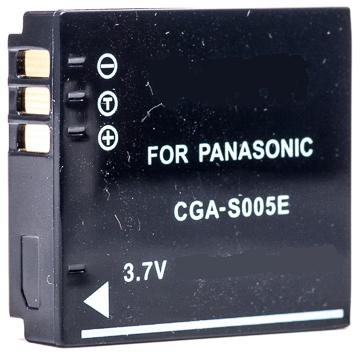 Panasonic, baterija S005E, Fuji NP-70