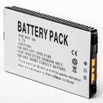 Baterija Sony Ericsson BST-30 (K300, K500, K700)