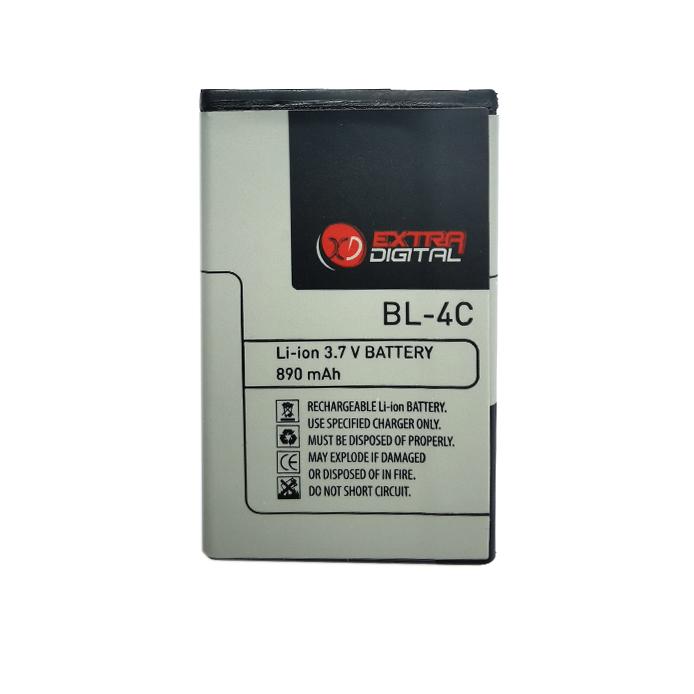 Baterija Nokia BL-4C (6100, 5100, 2650, E60, N91)