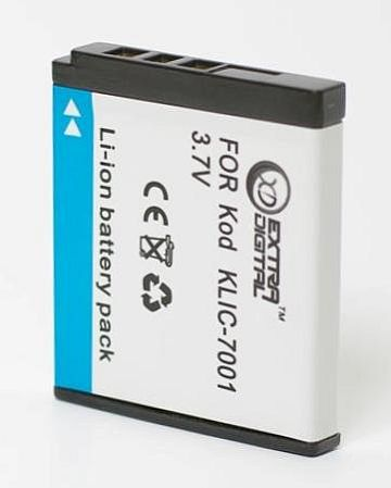 Kodak, baterija KLIC-7001, DLi-213