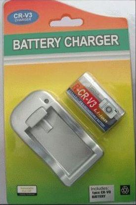Kodak, baterija CRV3 su krovikliu