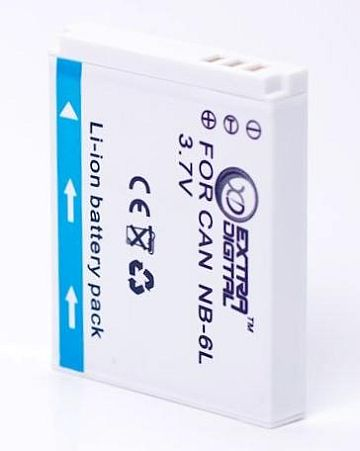 Canon, baterija NB-6L