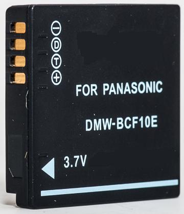Panasonic, baterija CGA-S009, DMW-BCF10