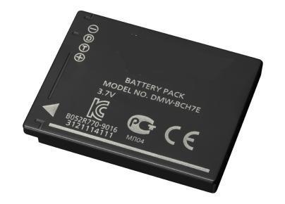 Panasonic, baterija DMW-BCH7E