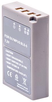 Olympus, baterija PS-BLS5
