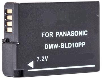Panasonic, baterija DMW-BLD10PP
