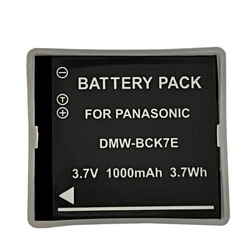 Panasonic, baterija DMW-BCK7E