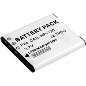 Casio, baterija NP-120