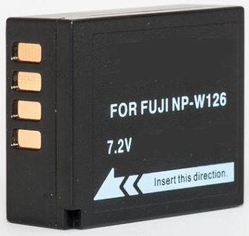 Fuji, baterija NP-W126