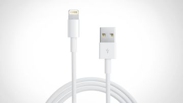 Kabelis Lightning - USB, 1m