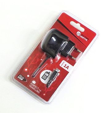 <mark><b><i>BEST-SELLER</mark></b></i> Kroviklis MICRO USB, 1A