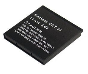 Baterija Sony Ericsson BST-38 (K850, T650, W580, W760)