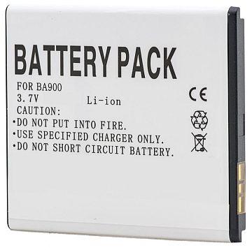 Baterija Sony Ericsson BA900 (Xperia J, Xperia GX, LT29)