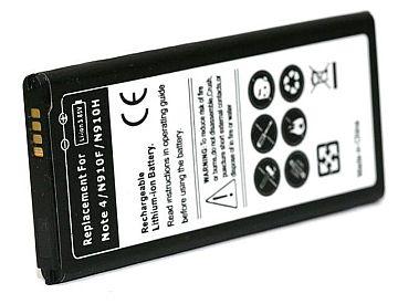 Baterija Samsung SM-N910H (Galaxy Note 4)