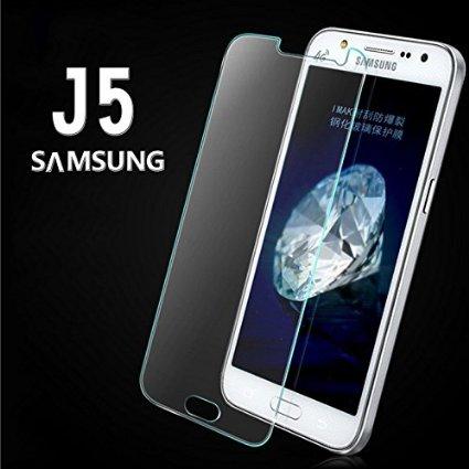 Apsauginis grūdintas stiklas / Tempered glass, Samsung Galaxy J5 (J500H) (2015) [2.5D]