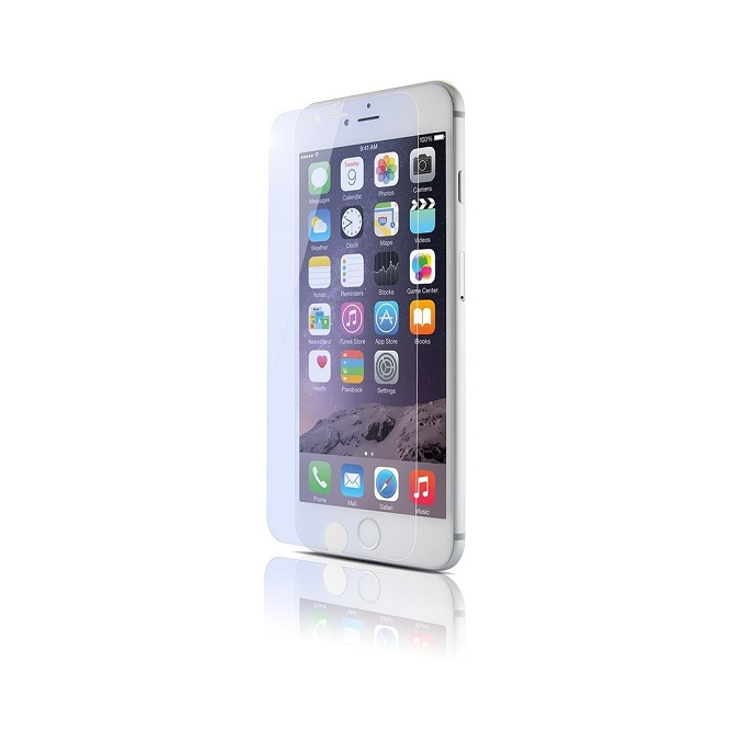 Apsauginis stiklas iPhone 6/6s [2.5D]