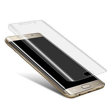 Apsauginis grūdintas stiklas / Tempered glass, Samsung Galaxy S6 Edge+ [3D]