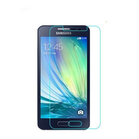 Apsauginis grūdintas stiklas / Tempered glass, Samsung Galaxy A3 (A300F) (2015) [2.5D]