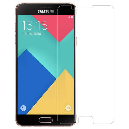 Apsauginis grūdintas stiklas / Tempered glass Samsung Galaxy A5 (A510F) (2016) [2.5D]