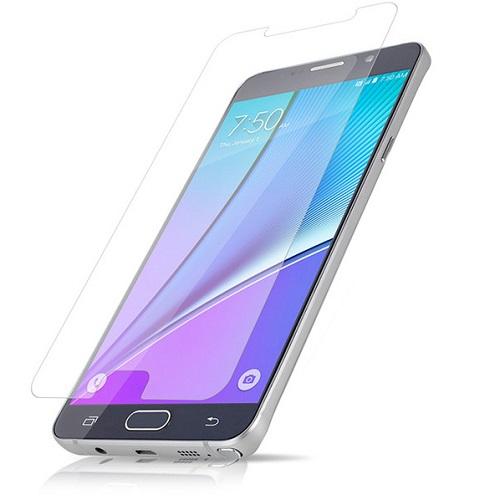 Apsauginis grūdintas stiklas / Tempered glass Samsung Galaxy Note 5 [2.5D, be pakuotės, 5 vnt.]