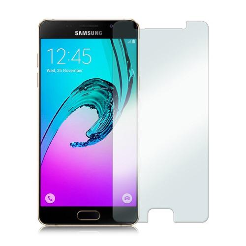 Apsauginis grūdintas stiklas/ Tempered glass, Samsung Galaxy A5 (2016) [2.5D, be pakuotės, 5 vnt.]