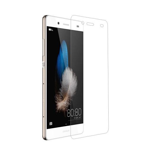 Apsauginis grūdintas stiklas / Tempered glass, Huawei P8 Lite [2.5D, be pakuotės, 5 vnt.]