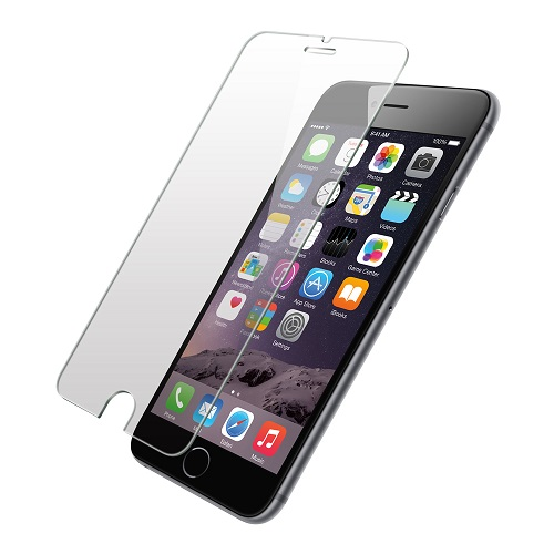 Apsauginis grūdintas stiklas / Tempered glass, Apple iPhone 6 Plus/6s Plus [2.5D, be pakuotės, 5 vnt