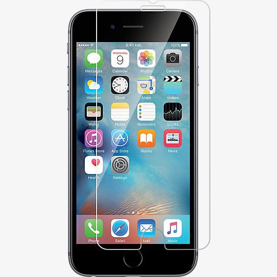 Apsauginis grūdintas stiklas / Tempered glass, Apple iPhone 7/8 [2.5D, be pakuotės, 5 vnt.]