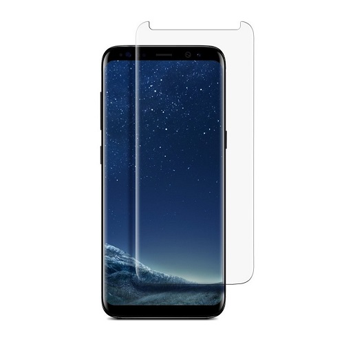 <b><mark><i>NAUJIENA!</i></b></mark> Apsauginis grūdintas stiklas Samsung Galaxy S8 [3D]