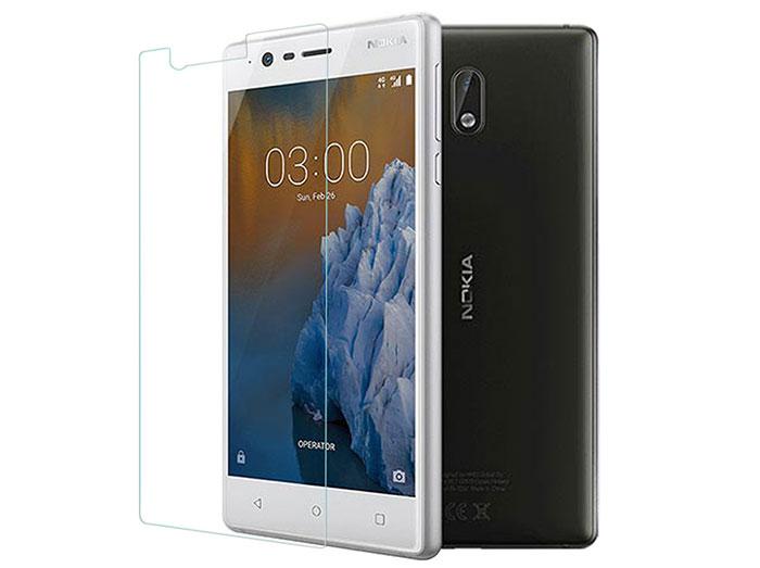 Apsauginis stiklas Nokia 3 [2.5D]