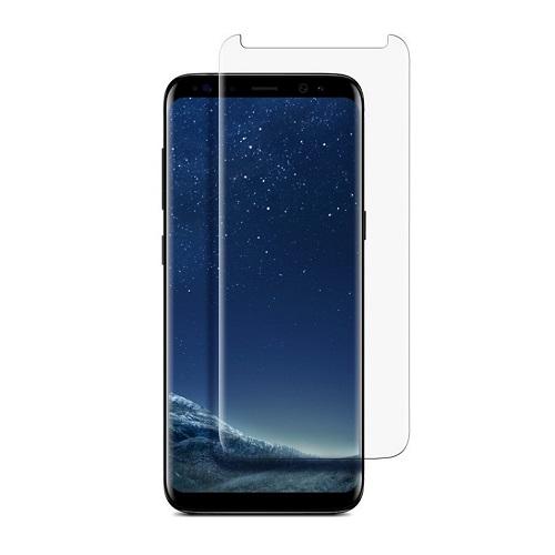 <b><mark><i>NAUJIENA!</i></b></mark> Apsauginis grūdintas stiklas Samsung Galaxy S8 [3D, be pak, 5]