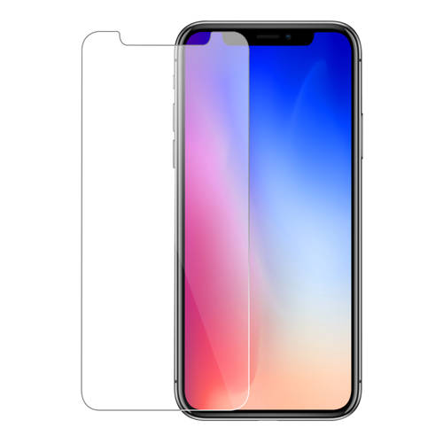 Apsauginis stiklas iPhone X [2.5D]