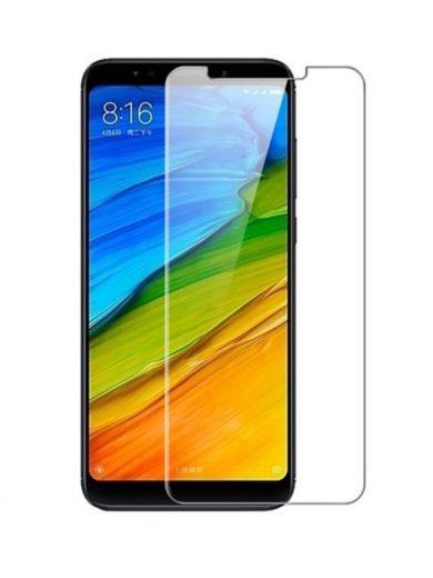 <b><mark><i>NAUJIENA!</i></b></mark> Apsauginis grūdintas stiklas Xiaomi Redmi 5 Plus (2.5D)