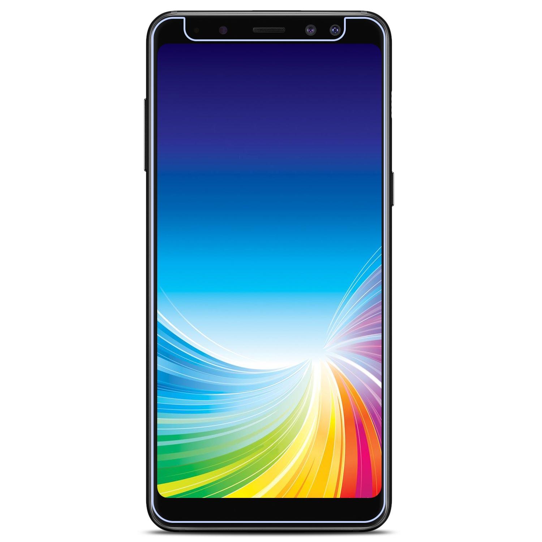 Apsauginis grūdintas stiklas Samsung Galaxy A8 (3D, A530F, 2018, clear)