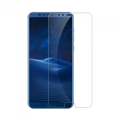 <b><mark><i>NAUJIENA!</i></b></mark> Apsauginis grūdintas stiklas Huawei Honor 10 (2.5D, skaidrus)