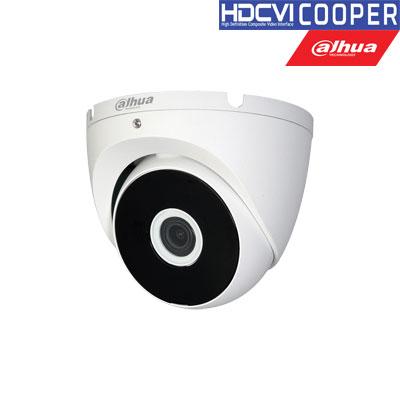 HD-CVI, CVBS kamera kupolinė 2MP su IR iki 20m. 1/2.7